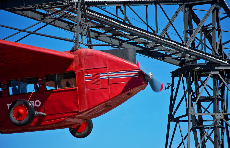 Darrera diseña el Wind Tracker 3R WT01 para el Parque de Atracciones del Tibidabo (Barcelona)