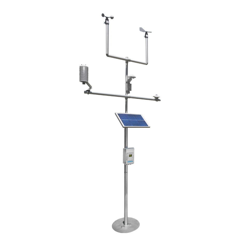 3R AWS400 - Aerodrome and Heliport Weather Station