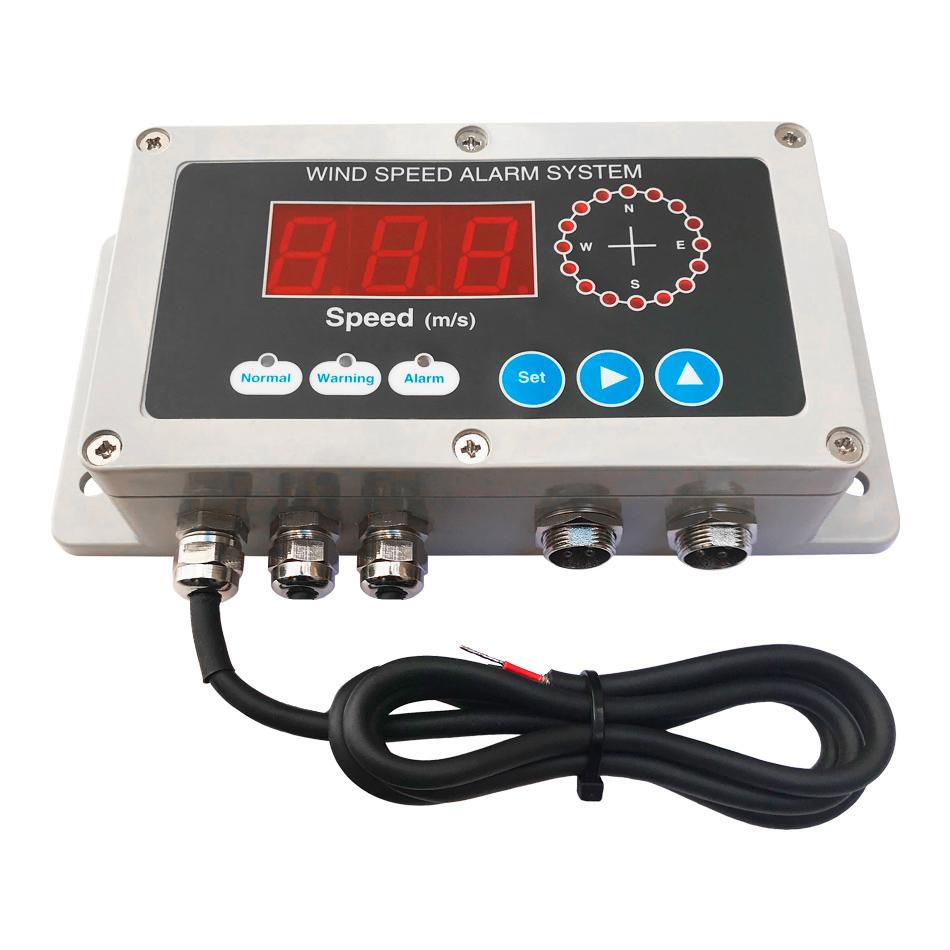 3R FWSA02 - Wind Speed Alarm System