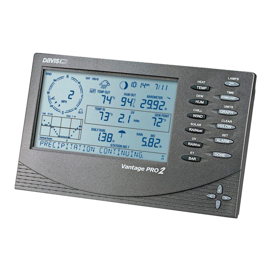6312C - Consola para Vantage Pro2™ Cableada