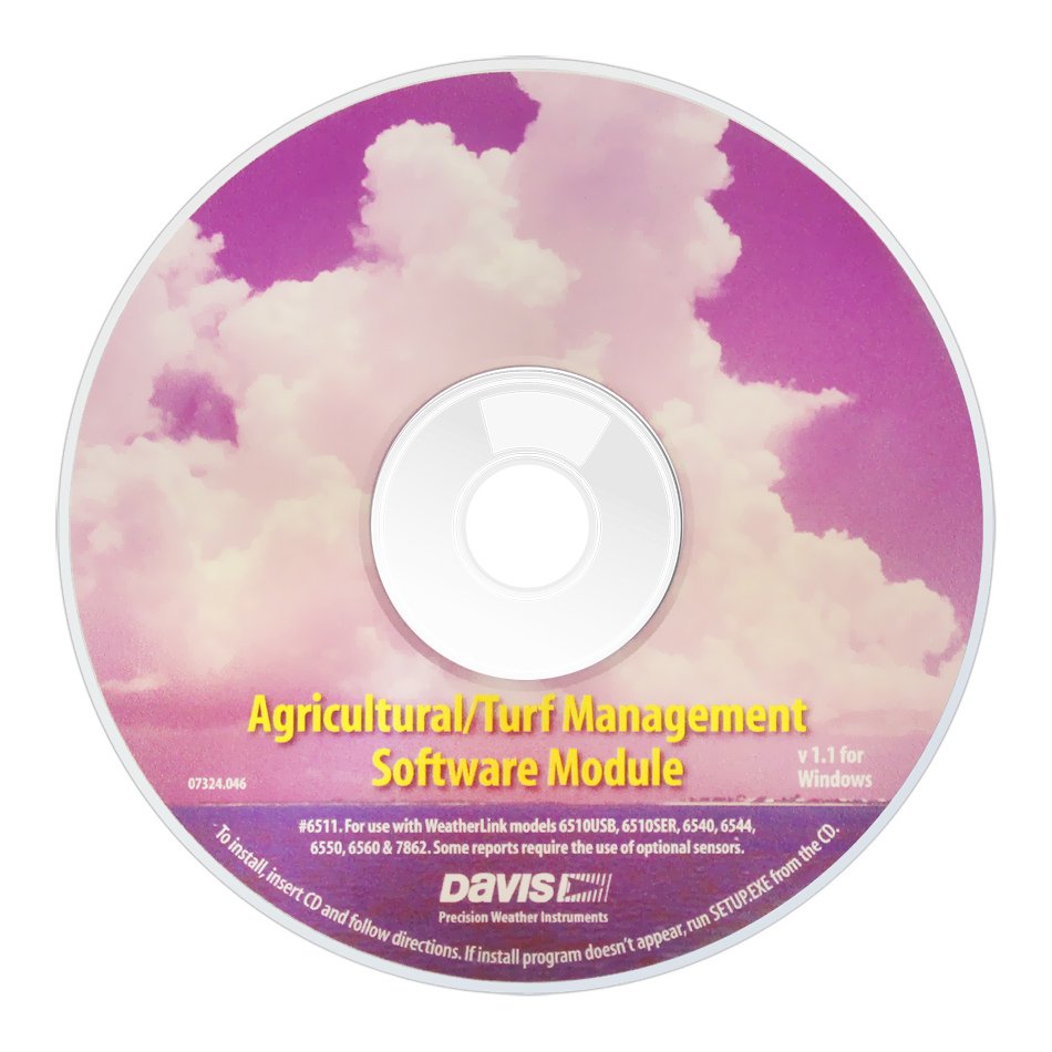 6511 - Agricultural/Turf Management Module