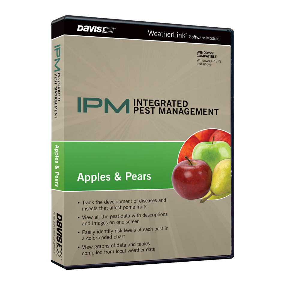 6572 - Integrated Pest Management Module for Apples and Pears