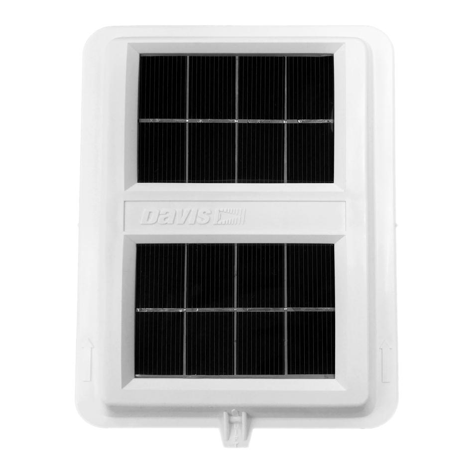 7345.116 - Tapa Frontal con Doble Panel Solar para ISS de Vantage Pro2™ con Kit de Actualización a Protector Solar Autoaspirado