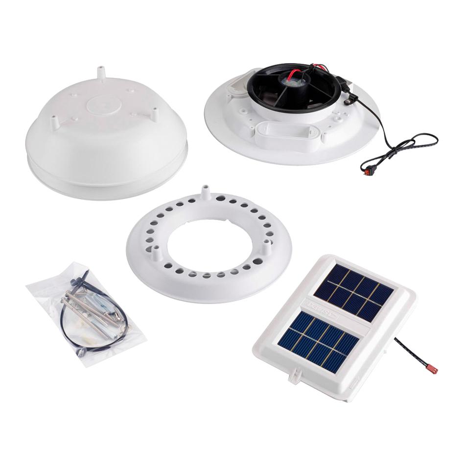 7747 - Fan-Aspirated Radiation Shield Upgrade Kit