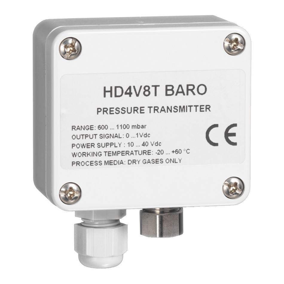 HD4V8T-BARO - Atmospheric Pressure Sensor