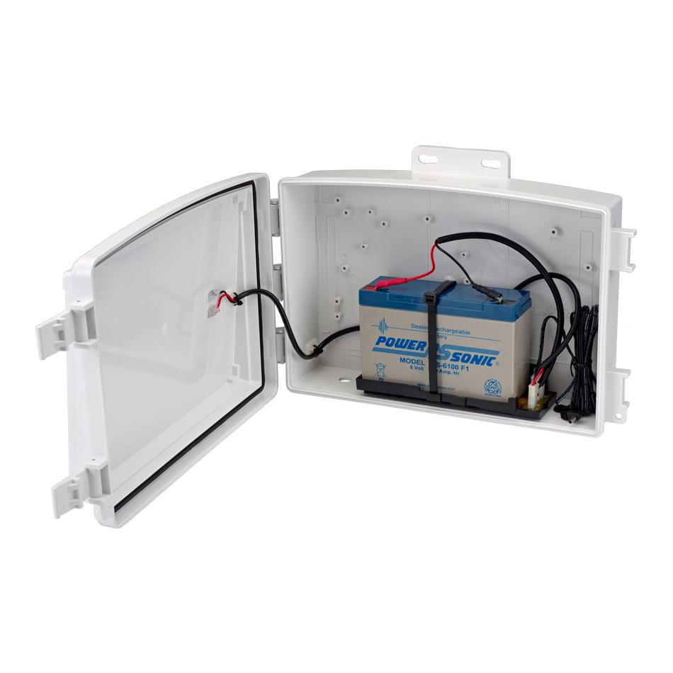 6612 - Heavy Duty Solar Power Kit