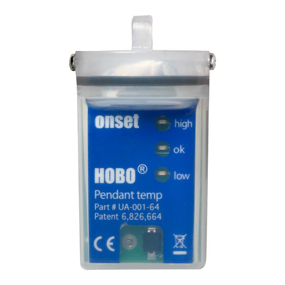 UA-001-64 - HOBO® Pendant® Temp/Alarm