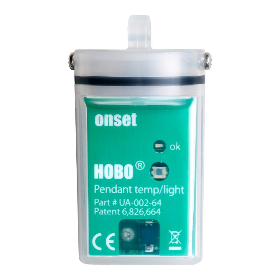 UA-002-64 - HOBO® Pendant® Temp/Light