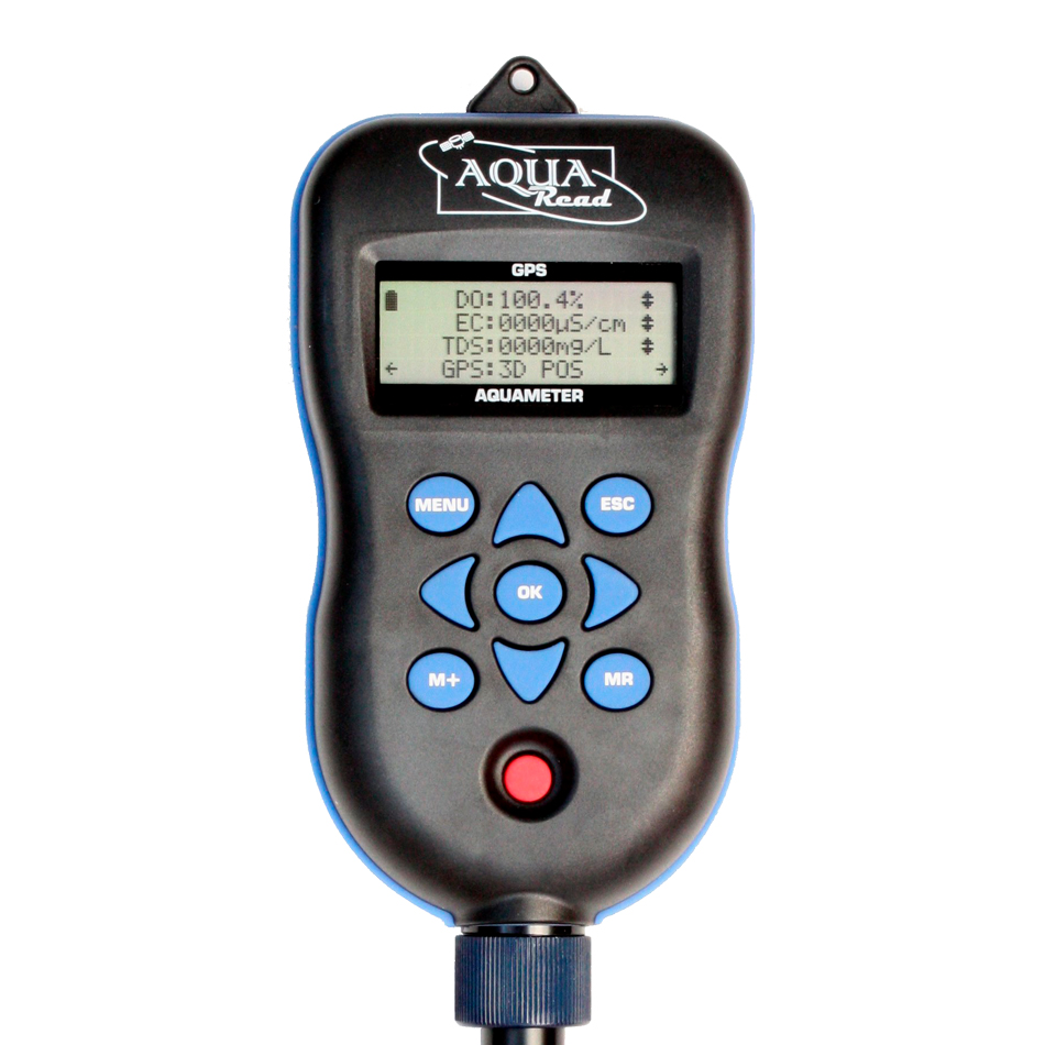 AM-200 - GPS Aquameter