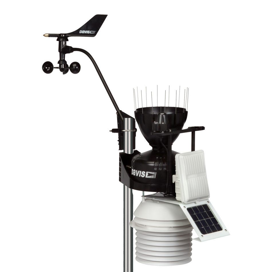 6825C - ISS de Vantage Pro2™ GroWeather® Cableada Autoaspirada