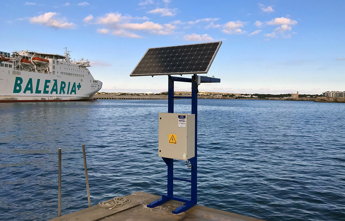 Darrera has been awarded the maintenance contract for an ocean-meteorological solution in Menorca